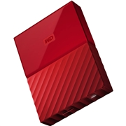WD My Passport Red 2TB
