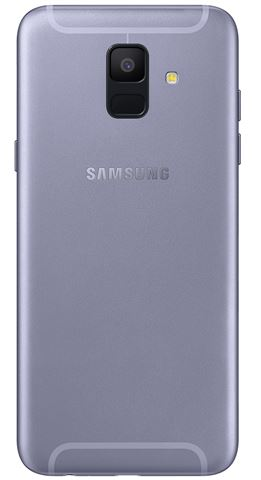Samsung A6, SM-A600FZVNSEE ORCHID GRAY