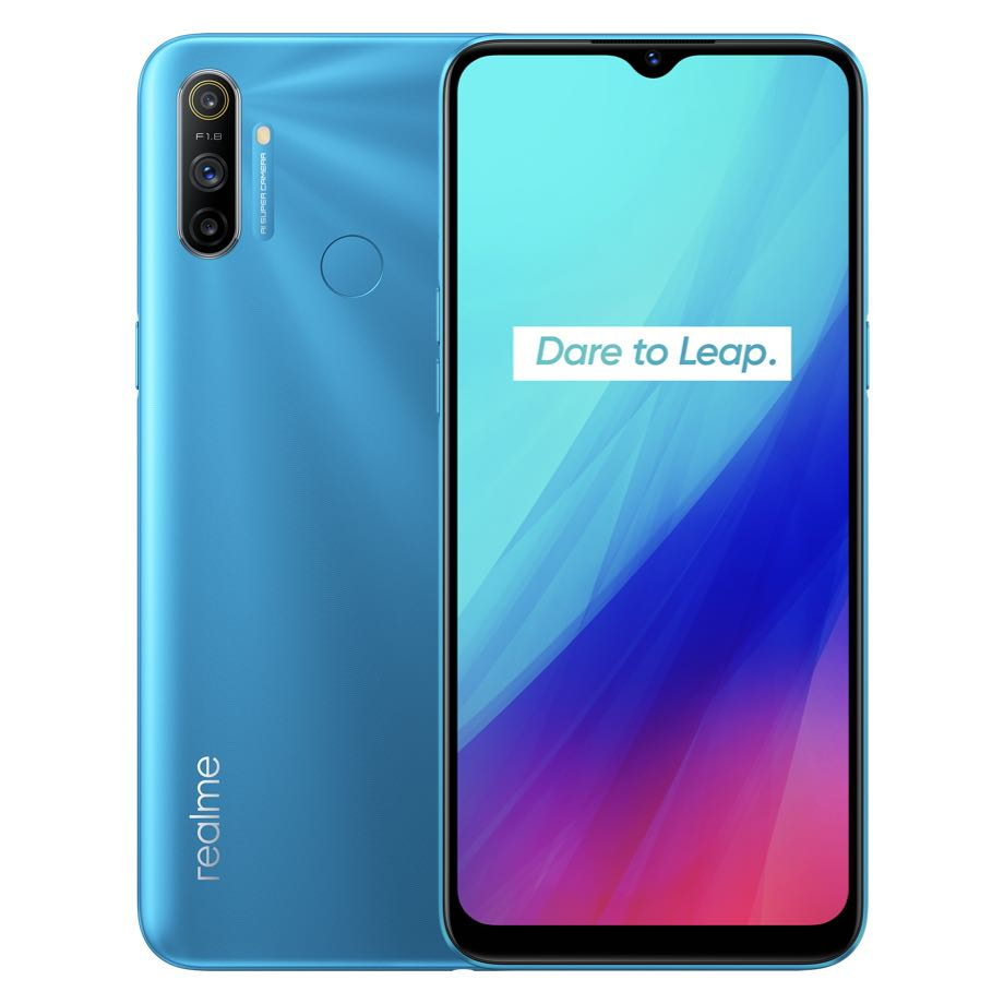 RealMe C3,3+64, FrozenBlue,