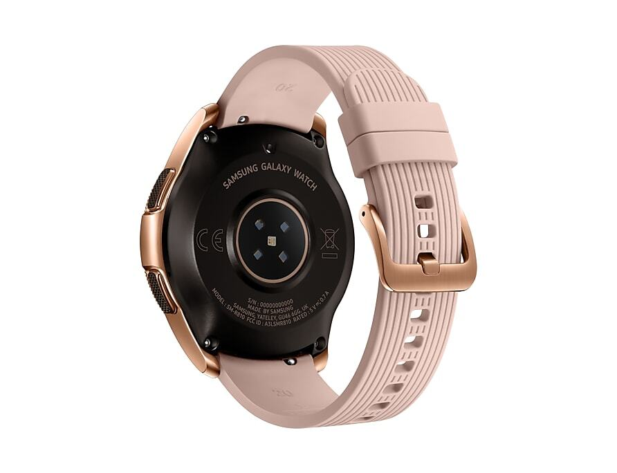 SAT Samsung R810 Galaxy Watch 42mm Rose Gold