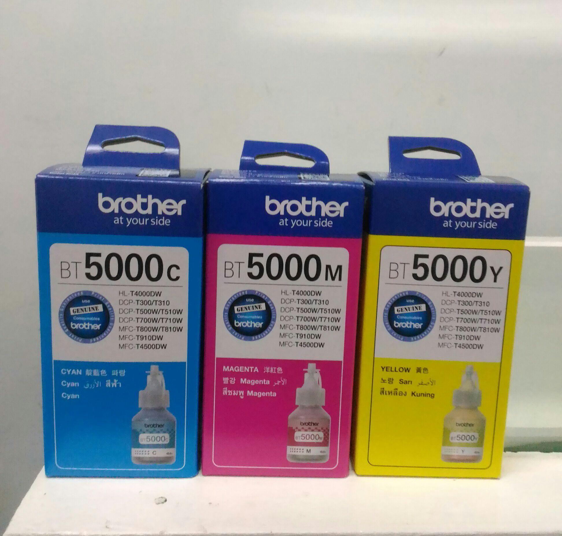 Brother BT5000 Ink
